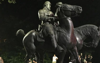 Confederate monuments coming down across the U.S.
