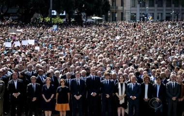 Remembering the victims of the Barcelona terror attacks
