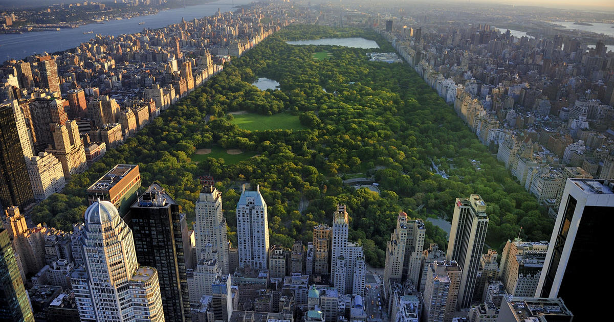 Almanac: On July 21, 1853, hundreds of acres of land in the center of Manhattan were set aside for Central Park, one of the world's most glorious public spaces