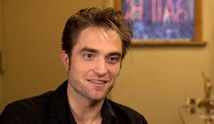 Robert Pattinson: Revelling in the freedom of chaos