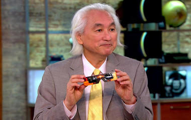 Solar eclipse should be on your bucket list, futurist Michio Kaku says