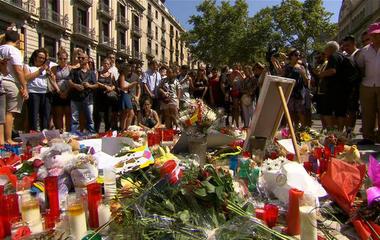 American among 14 killed in Spain terror attacks