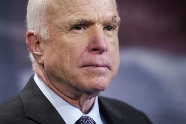 McCain Interview
