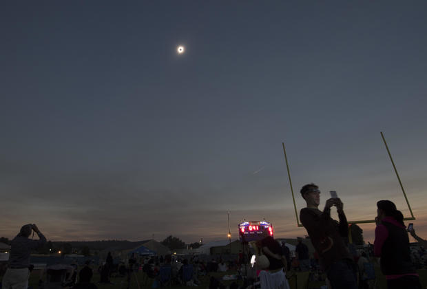 US-SCIENCE-ASTRONOMY-SOLAR-ECLIPSE