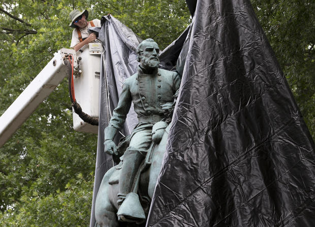 Confederate Monuments Protest