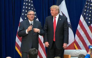 Trump attracts more controversy with pardon of Arpaio