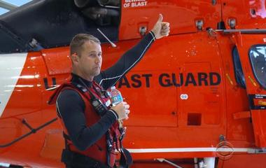 U.S. Coast Guard plays major role in rescue operations