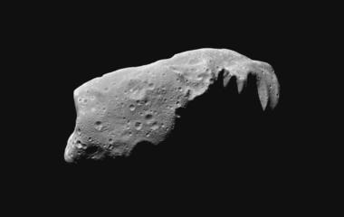 Asteroids finally earn some respect