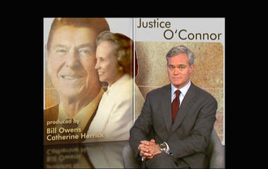 Sandra Day O'Connor: The Supreme Court's first female