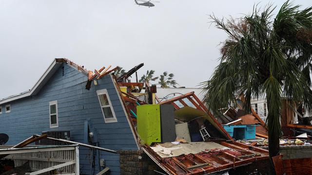 hurricane harvey rockport, texas