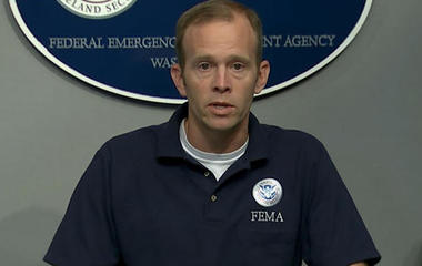 FEMA gives update on response to Harvey flooding