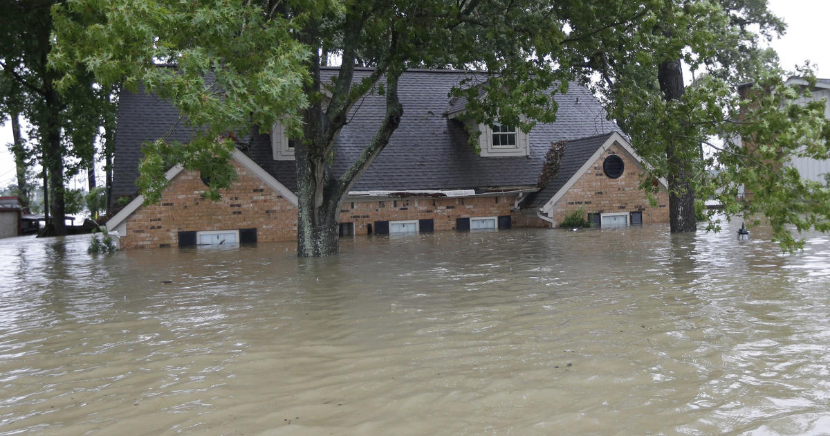 Insurance Scams Target Homeowners Affected By Harvey Cbs