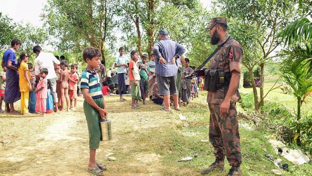 The Rohingya: Stateless and adrift