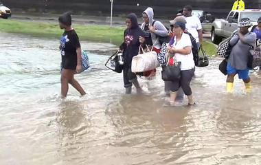 Small Texas towns struggle to recover after Harvey
