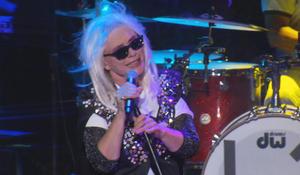 The platinum brilliance of Debbie Harry