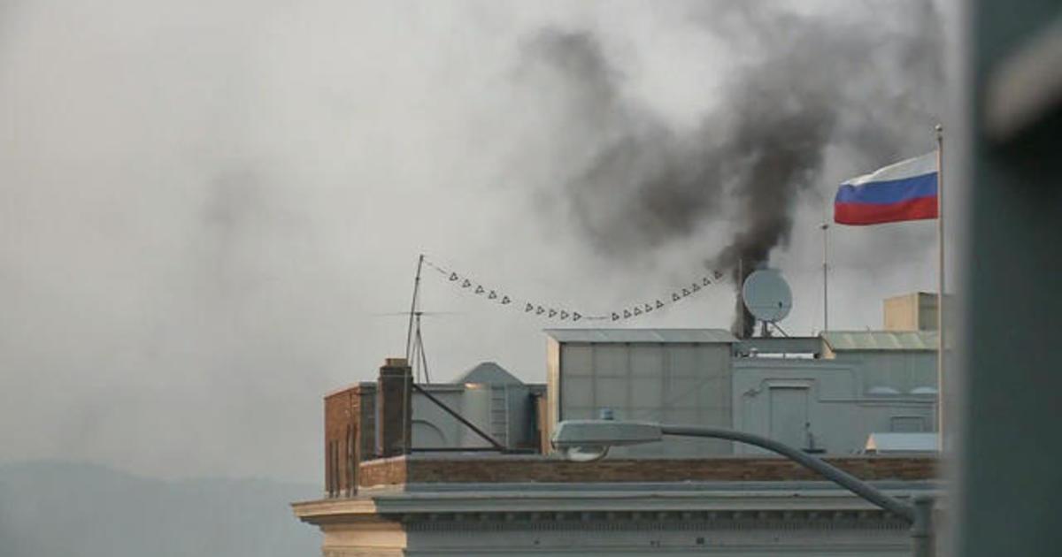 Russian consulate in San Francisco closes