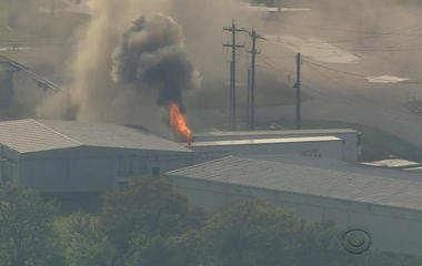 Crosby, Texas, residents forced to deal with fallout from Arkema plant fire