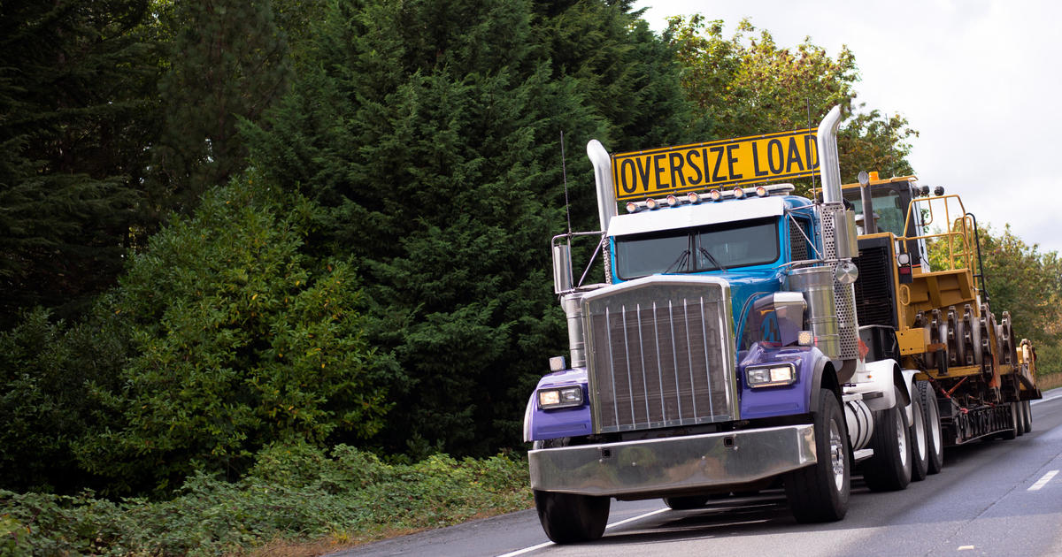 Self Driving Trucks May Be Coming To A Highway Near You