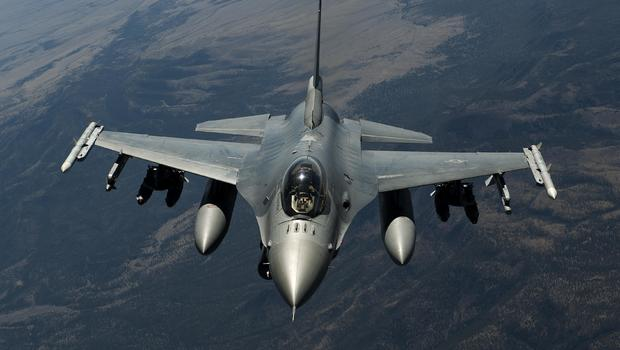 News 4 Tucson >> F-16 crashes in southeastern Arizona, officials say - CBS News