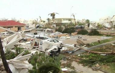 Irma clobbers Caribbean, causing major devastation