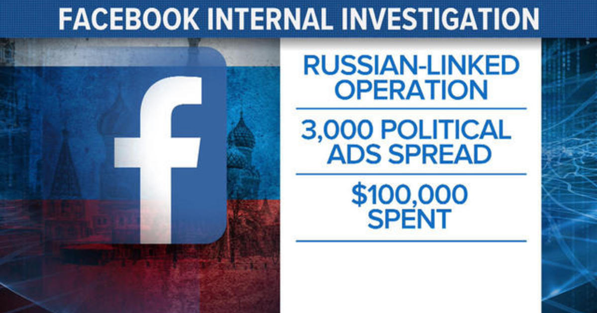 what were russian facebook ads