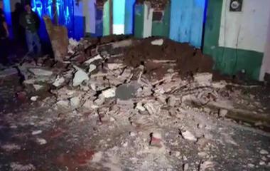 Deadly earthquake strikes off Mexico coast