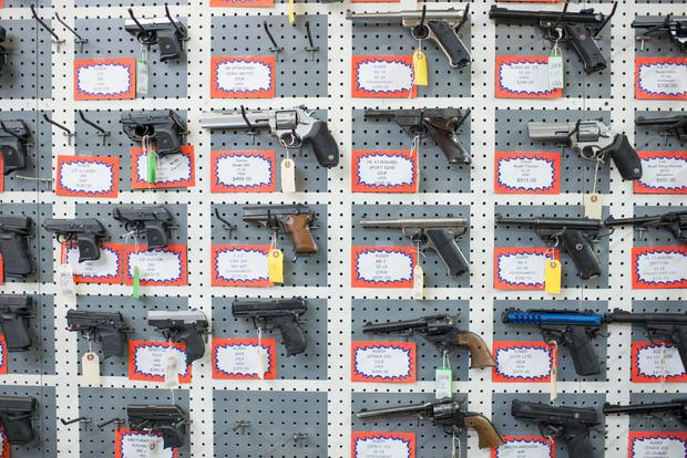 Oregon gun ownership