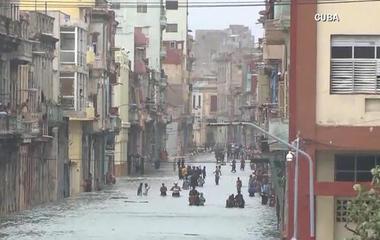 Irma leaves at least 10 dead in Cuba