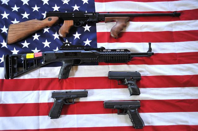 51  Delaware - Gun ownership by state in America