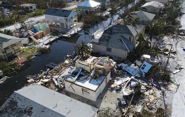 Quarter of homes in Florida Keys destroyed, FEMA says