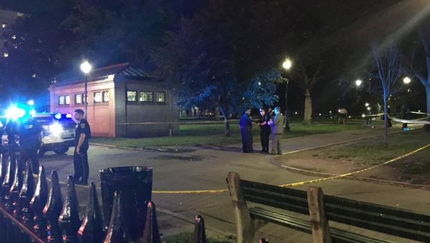 Person shot on Boston Common; 2 people in custody