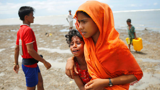 Aid agency warns of Rohingya refugee deaths due to resource shortages
