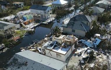 Rebuilding efforts begin after devastation from Harvey, Irma