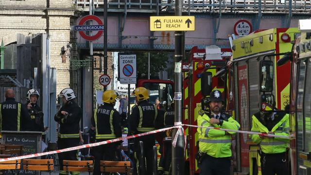 Parsons Green attack