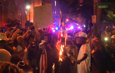 Protests in St. Louis over former cop cleared in deadly shooting