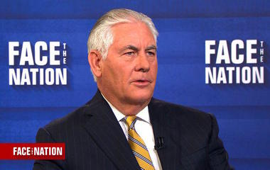 Tillerson on Paris Accord and North Korea