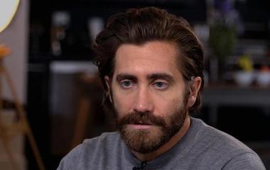 """Jake Gyllenhaal on """"Stronger"""""""