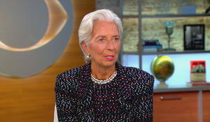 "IMF's Lagarde: ""It's criminal"" not to rely on women more"