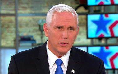 VP Pence on latest GOP efforts to repeal Obamacare