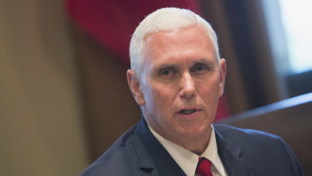 Pence Delays Upcoming Trip to Israel, Egypt Until 2018