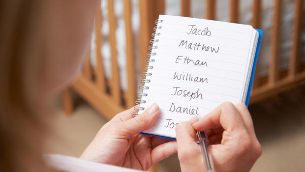 Why parents opt for unusual baby names - CBS News