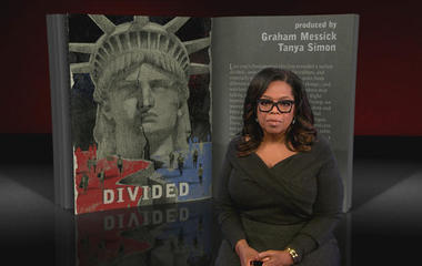 """Oprah's first 60 Minutes story """"felt like coming home"""""""