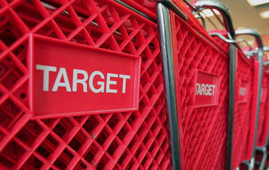 What's the strategy behind Target's plan to increase hourly wages?
