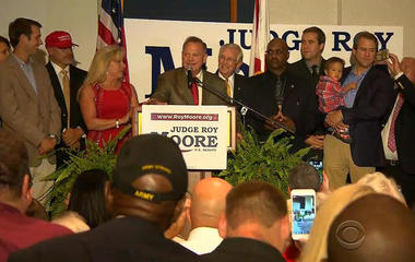 Who is Roy Moore, Alabama's GOP Senate candidate?
