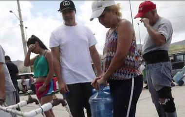 Puerto Rico facing humanitarian crisis as millions left without essentials