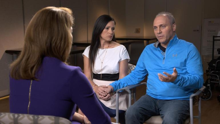 'I'm back': Rep. Steve Scalise returns to Congress, 15 weeks after shooting