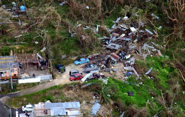 A look inside one of the hardest-hit towns on west coast of Puerto Rico