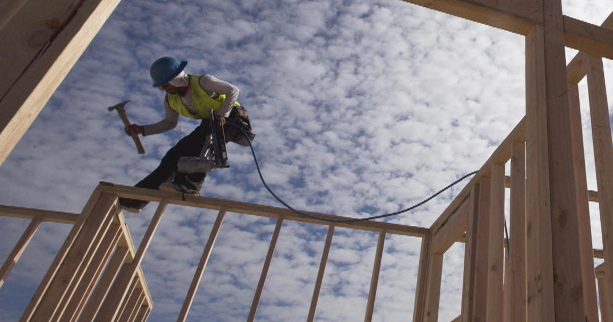 A new blueprint for americas construction trades cbs news malvernweather Image collections