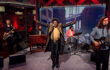 """Saturday Sessions: Charles Bradley performs """"The World (Is Going Up In Flames)"""""""