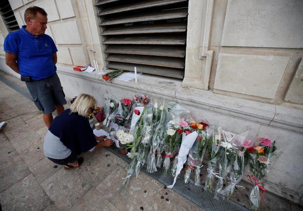 Marseille knife stabbing